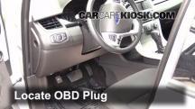 2013 Ford Edge SE 2.0L 4 Cyl. Turbo Compruebe la luz del motor