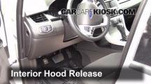2013 Ford Edge SE 2.0L 4 Cyl. Turbo Capó