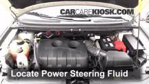 2013 Ford Edge SE 2.0L 4 Cyl. Turbo Líquido de dirección asistida