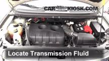 2013 Ford Edge SE 2.0L 4 Cyl. Turbo Transmission Fluid