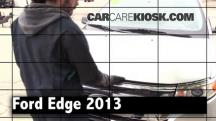 2013 Ford Edge SE 2.0L 4 Cyl. Turbo Review