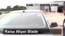 2013 Ford Edge SE 2.0L 4 Cyl. Turbo Escobillas de limpiaparabrisas delantero