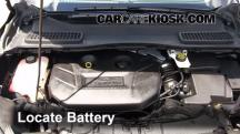 2013 Ford Escape SEL 2.0L 4 Cyl. Turbo Battery