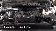 2013 Ford F-150 XLT 3.7L V6 FlexFuel Standard Cab Pickup Fusible (motor)