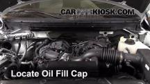 2013 Ford F-150 XLT 3.7L V6 FlexFuel Standard Cab Pickup Oil