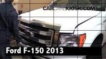 2013 Ford F-150 XLT 3.7L V6 FlexFuel Standard Cab Pickup Review