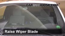 2013 Ford F-150 XLT 3.7L V6 FlexFuel Standard Cab Pickup Windshield Wiper Blade (Front)