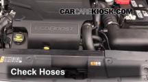 2013 Ford Flex Limited 3.5L V6 Turbo Sport Utility (4 Door) Hoses