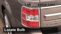 2013 Ford Flex Limited 3.5L V6 Turbo Sport Utility (4 Door) Lights