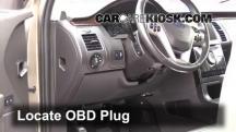 2013 Ford Flex Limited 3.5L V6 Turbo Sport Utility (4 Door) Check Engine Light