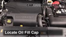 2013 Ford Flex Limited 3.5L V6 Turbo Sport Utility (4 Door) Oil