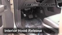 2013 Ford Flex Limited 3.5L V6 Turbo Sport Utility (4 Door) Belts