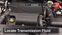 2013 Ford Flex Limited 3.5L V6 Turbo Sport Utility (4 Door) Transmission Fluid