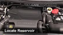 2013 Ford Flex Limited 3.5L V6 Turbo Sport Utility (4 Door) Windshield Washer Fluid