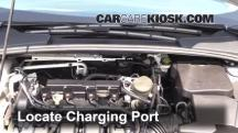 2013 Ford Focus SE 2.0L 4 Cyl. FlexFuel Hatchback Air Conditioner