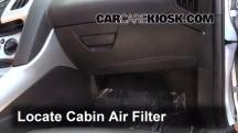 2013 Ford Focus SE 2.0L 4 Cyl. FlexFuel Hatchback Air Filter (Cabin)