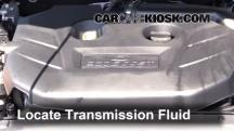 2013 Ford Fusion SE 2.0L 4 Cyl. Turbo Transmission Fluid
