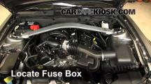 2013 Ford Mustang 3.7L V6 Convertible Fusible (motor)