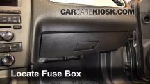2013 Ford Mustang 3.7L V6 Convertible Fuse (Interior)