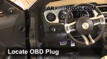 2013 Ford Mustang 3.7L V6 Convertible Check Engine Light