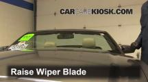 2013 Ford Mustang 3.7L V6 Convertible Windshield Wiper Blade (Front)