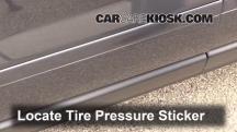 2013 GMC Acadia SLT 3.6L V6 Neumáticos y ruedas
