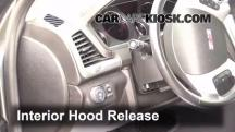 2013 GMC Acadia SLT 3.6L V6 Belts