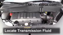 2013 GMC Acadia SLT 3.6L V6 Líquido de transmisión