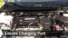 2013 Honda Accord EX-L 2.4L 4 Cyl. Sedan Aire Acondicionado