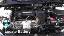 2013 Honda Accord EX-L 2.4L 4 Cyl. Sedan Batería
