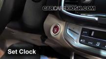 2013 Honda Accord EX-L 2.4L 4 Cyl. Sedan Reloj