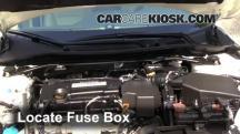 2013 Honda Accord EX-L 2.4L 4 Cyl. Sedan Fusible (motor)
