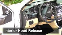 2013 Honda Accord EX-L 2.4L 4 Cyl. Sedan Capó