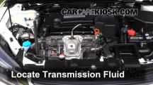 2013 Honda Accord EX-L 2.4L 4 Cyl. Sedan Líquido de transmisión