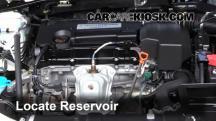 2013 Honda Accord EX-L 2.4L 4 Cyl. Sedan Líquido limpiaparabrisas