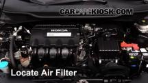 2013 Honda Insight LX 1.3L 4 Cyl. Air Filter (Engine)