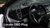 2013 Honda Insight LX 1.3L 4 Cyl. Check Engine Light