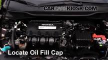 2013 Honda Insight LX 1.3L 4 Cyl. Oil