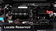 2013 Honda Insight LX 1.3L 4 Cyl. Windshield Washer Fluid