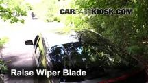 2013 Honda Insight LX 1.3L 4 Cyl. Windshield Wiper Blade (Rear)