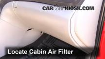 2013 Hyundai Accent GLS 1.6L 4 Cyl. Air Filter (Cabin)