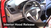 2013 Hyundai Accent GLS 1.6L 4 Cyl. Belts