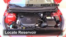 2013 Hyundai Accent GLS 1.6L 4 Cyl. Windshield Washer Fluid