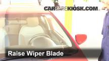 2013 Hyundai Accent GLS 1.6L 4 Cyl. Windshield Wiper Blade (Front)