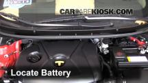 2013 Hyundai Elantra GT 1.8L 4 Cyl. Hatchback (4 Door) Battery