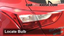 2013 Hyundai Elantra GT 1.8L 4 Cyl. Hatchback (4 Door) Lights