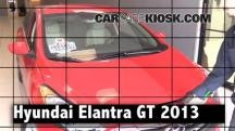 2013 Hyundai Elantra GT 1.8L 4 Cyl. Hatchback (4 Door) Review