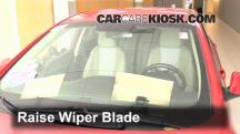 2013 Hyundai Elantra GT 1.8L 4 Cyl. Hatchback (4 Door) Windshield Wiper Blade (Front)