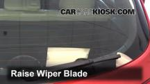 2013 Hyundai Elantra GT 1.8L 4 Cyl. Hatchback (4 Door) Windshield Wiper Blade (Rear)