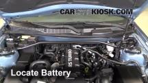 2013 Hyundai Genesis Coupe 2.0T Premium 2.0L 4 Cyl. Turbo Battery
